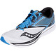saucony Kinvara 9 Shoes Men White/Blue/Black
